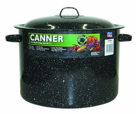 Granite Ware Canning Pot & Rack