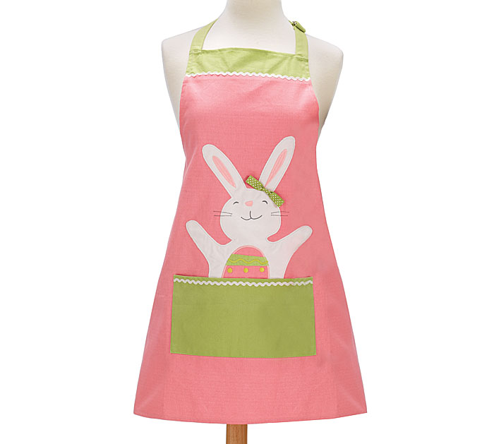 Mother & Daughter Easter Aprons