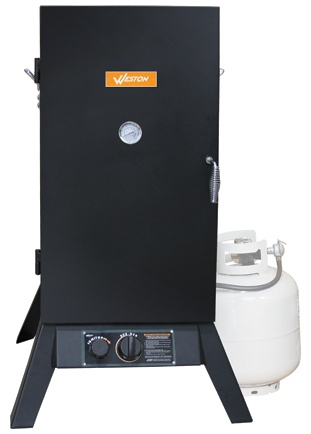 "Weston 30"" Outdoor Propane Smoker"