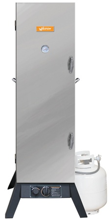 "Weston 48"" Propane Vertical Smoker"