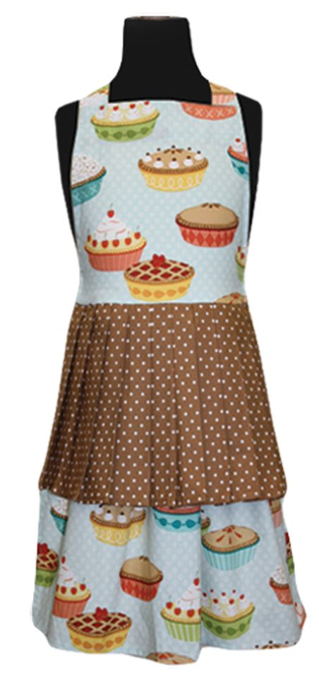 ASD Jessica Cutie Pie Apron (Girls)