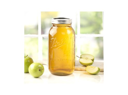 Ball Half Gallon (64 oz) Wide Mouth Mason Jars