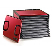 Excalibur 9 Tray Radiant Cherry Food Dehydrator