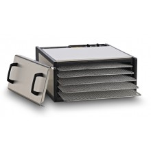 Excalibur 5 Tray Stainless Steel Food Dehydrator