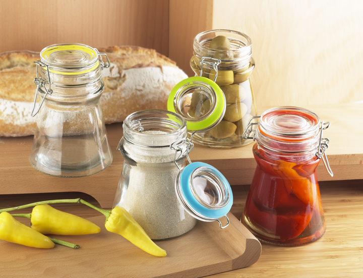 Specialty Canning Jars - Canning Supplies
