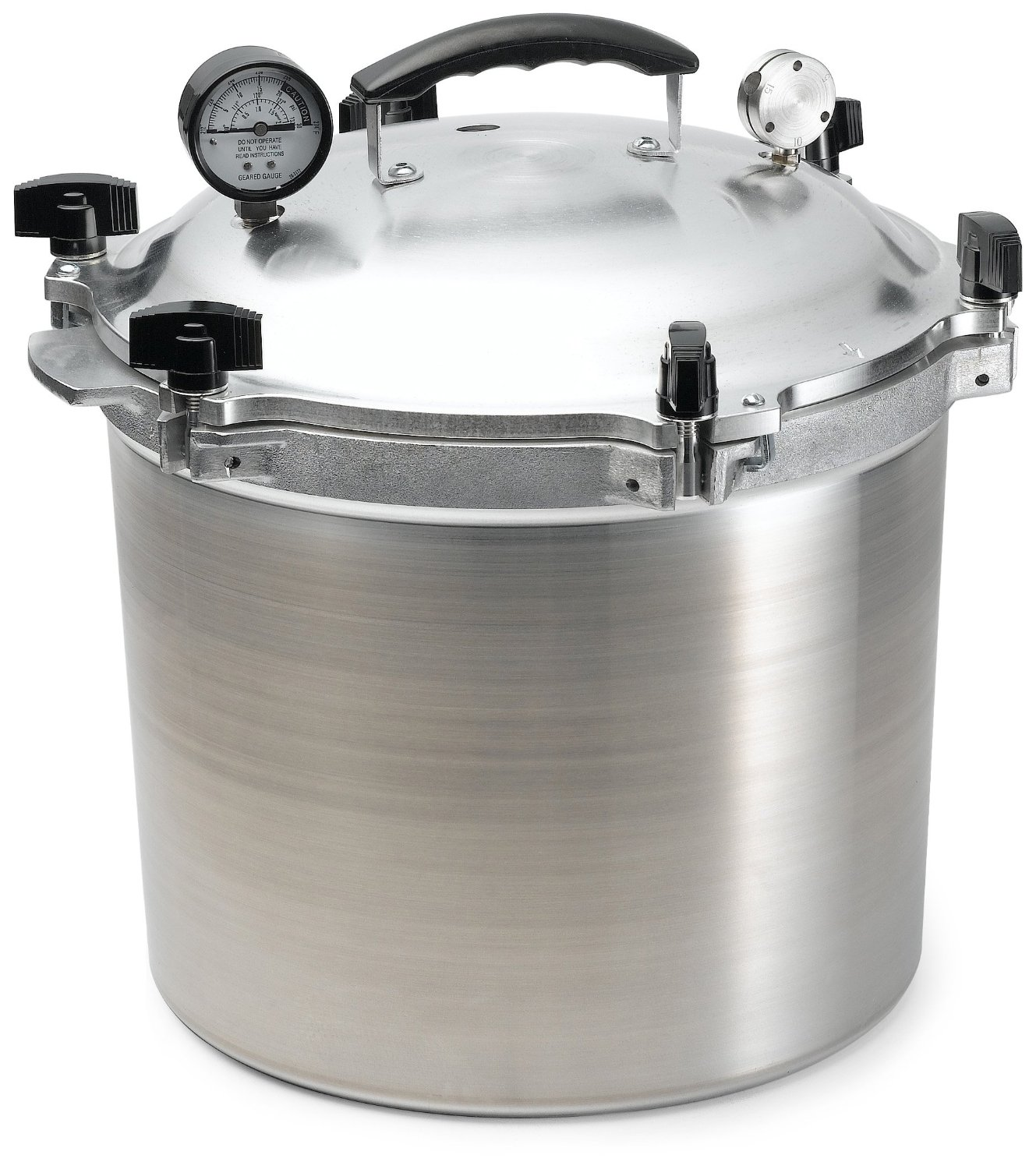 All American Pressure Canner 921