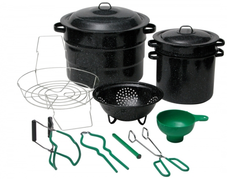 Granite Ware 12 Piece Canning Kit