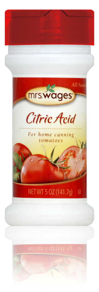 Mrs. Wages Citric Acid